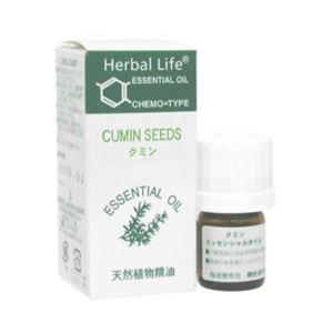 生活の木 Herbal Life クミン 3ml【3セット】 - 拡大画像