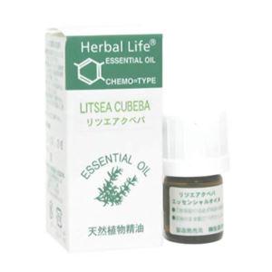 生活の木 Herbal Life リツエアクベバ 3ml【3セット】 - 拡大画像