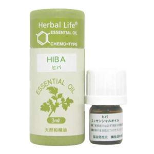生活の木 Herbal Life ヒバ 3ml【3セット】 - 拡大画像