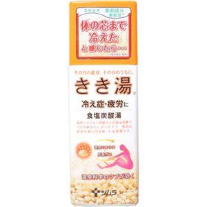きき湯 食塩炭酸湯 360g 【11セット】