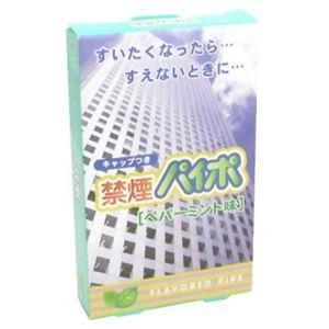 禁煙パイポ ペパーミント味 【8セット】 - 拡大画像