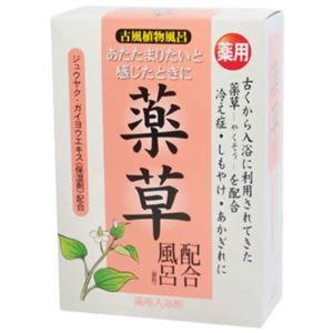 古風植物風呂 薬草配合風呂 25g*5包 【4セット】