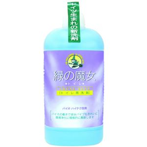 緑の魔女 トイレ用 420ml 【10セット】