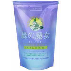 緑の魔女 トイレ用 詰替 360ml 【9セット】