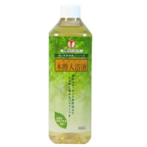 木酢入浴液 500ml 【3セット】