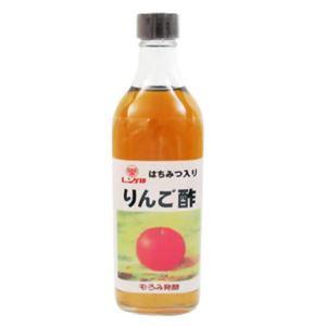 レンゲ印 はちみつ入りりんご酢 500ml 【2セット】