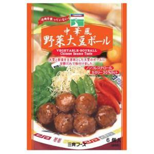 (まとめ買い)三育 中華風大豆ボール 100g×8セット