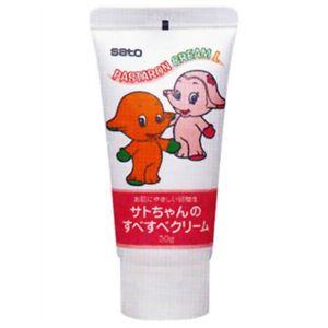 サトちゃんのすべすべクリーム 30g 【4セット】