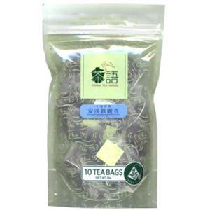 (まとめ買い)茶語 安渓鉄観音 ティーバッグ×4セット