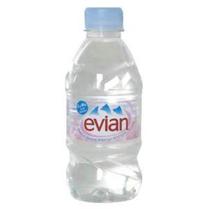エビアン ペットボトル 330ml*24本
