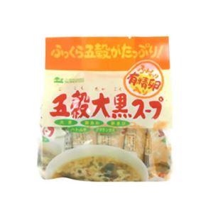 (まとめ買い)創健社 五穀大黒スープ 8g×5袋×4セット - 拡大画像