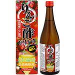 ユウキ製薬 りんご酢ドリンク 720ml 【6セット】