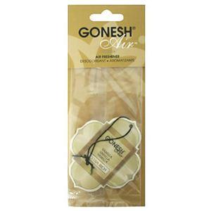 GONESH ペーパーエアフレッシュナー バニラ 【7セット】 - 拡大画像