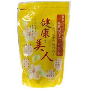奈美悦子ブレンド雑穀米 国内産十六種雑穀 健康で美人 15g*25袋 【2セット】 - 拡大画像