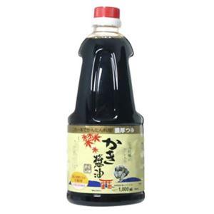 (まとめ買い)アサムラサキ かき醤油 1000ml×2セット - 拡大画像