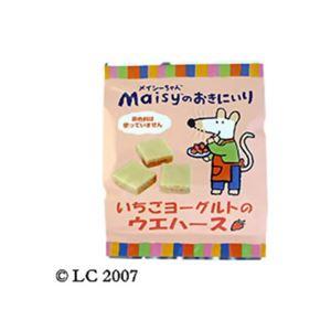 メイシーちゃん(TM) いちごヨーグルトのウエハース 12個 【23セット】