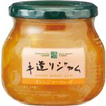 手造りジャム プレザーブスタイル オレンジマーマレード 330g 【4セット】