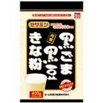 (まとめ買い)山本漢方 黒ごま黒豆きな粉 200g×2袋入×4セット