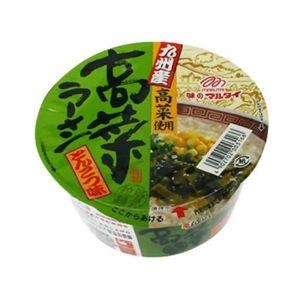 マルタイ 高菜ラーメン 豚骨味 12食入 【4セット】