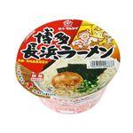 マルタイ 博多長浜ラーメン 豚骨味 12食入 【4セット】