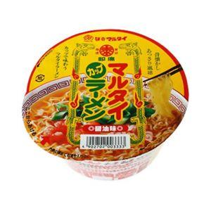マルタイ ラーメン 醤油味 12食入 【4セット】