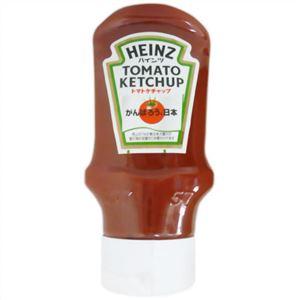 ハインツ トマトケチャップ 逆さボトル 460g 【16セット】 - 拡大画像