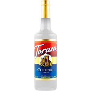 (まとめ買い)トラーニ フレーバーシロップ ココナッツ 750ml×2セット