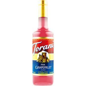 トラーニ フレーバーシロップ ピンクグレープフルーツ 750ml 【2セット】 - 拡大画像
