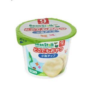 どこでもおやつ せんべい(煎餅) 小魚チップ 5g 【34セット】