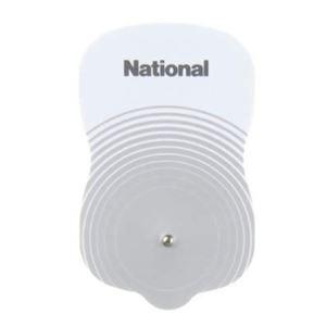 (まとめ買い)パナソニック 電気治療器 交換用パッド EW0603P(2枚入)×2セット - 拡大画像