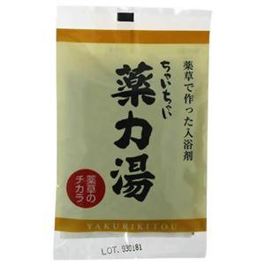 薬力湯 10g*2袋 【6セット】