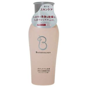 BATHTOLOGY(バストロジー) ボディケア入浴液 540ml 【4セット】