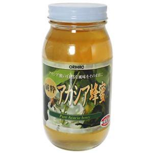 オリヒロ 純粋蜂蜜 アカシア 1kg 【2セット】 - 拡大画像
