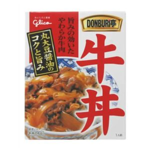 グリコ DONBURI亭 牛丼 1人前 180g 【14セット】 - 拡大画像
