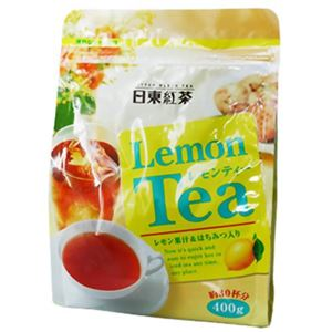 (まとめ買い)インスタントティー レモン400g×4セット - 拡大画像