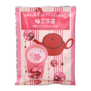 デリシャススウィーツなお風呂 梅こぶ茶 30g 【10セット】