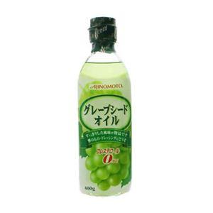 味の素 グレープシードオイル 400g 【4セット】 - 拡大画像