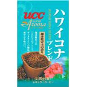 UCC スーパーアロマ ハワイコナブレンド(粉) 230g 【3セット】 - 拡大画像
