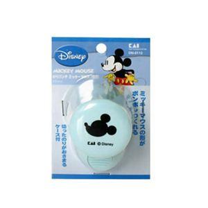 のりパンチ ミッキーマウス(横顔) 【3セット】 - 拡大画像