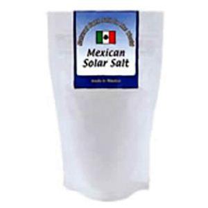 世界のバスソルト メキシカン ソーラーソルト 150g 【4セット】
