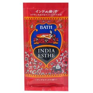 インドエステ 入浴液 サンダルウッドの香り 40ml 【10セット】