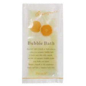 パトモス バブルバス グレープフルーツの香り 【14セット】