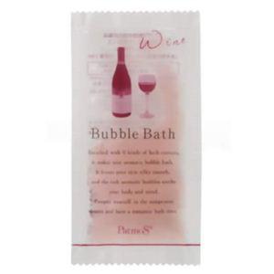 パトモス バブルバス ワインの香り(入浴剤 バブルバス)【14セット】 - 拡大画像