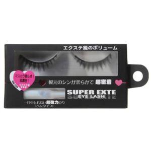 スーパーエクステアイラッシュ SE-04(ストレート) 【4セット】