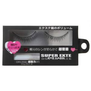 スーパーエクステアイラッシュ SE-05(クロス) 【4セット】