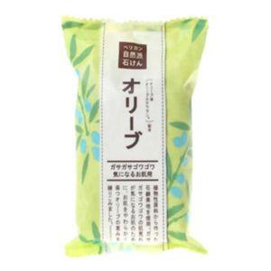 ペリカン自然派石鹸 オリーブ 【8セット】