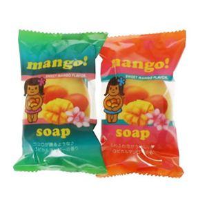 フルーツマーケットソープ マンゴー (70g*2個入) 【5セット】