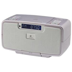コイズミ i-Pod ドッキング ステレオCDシステム SDI-1100/P(ピンク) 【CDプレーヤー】