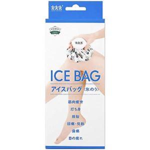 (まとめ買い)アイスバッグ M 900ml×2セット
