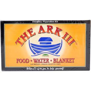 非常食セット THE ARK III (アークスリー) - 拡大画像